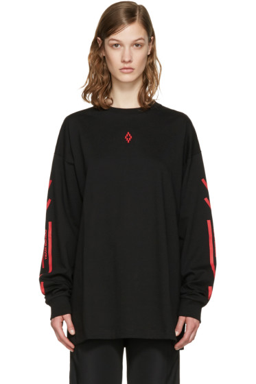 Marcelo Burlon County of Milan - Black Platon T-Shirt