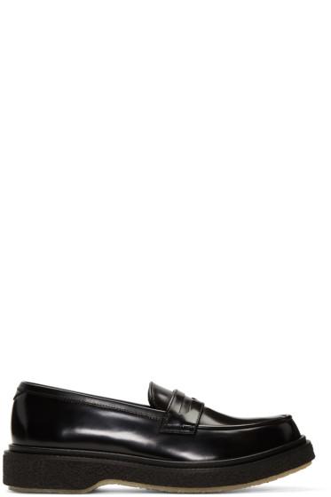 Adieu - Black Type 5 Loafers