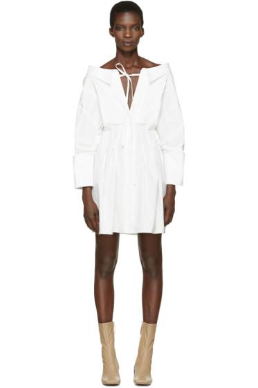 Jacquemus - White 'La Robe Arlésienne' Dress