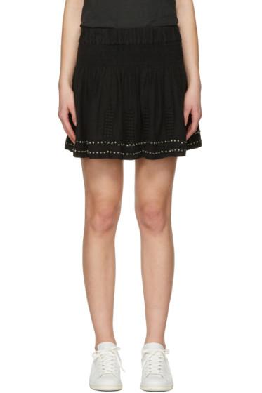 Isabel Marant Etoile - Black Alea Miniskirt