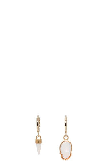 Isabel Marant - Gold 'It's All Right' Earrings