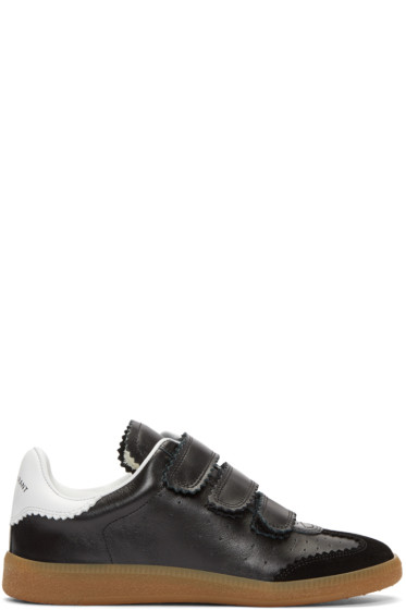 Isabel Marant - Black Beth Sneakers