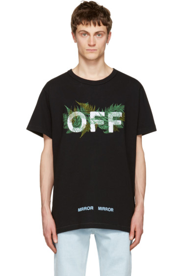 Off-White - Black Ferns T-Shirt