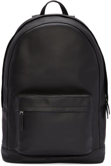 PB 0110 - Black CA6 Backpack