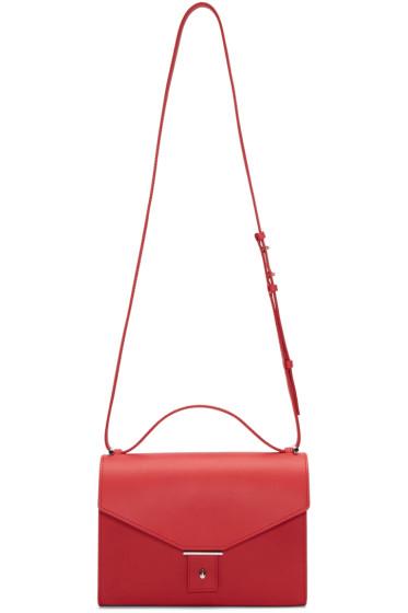 PB 0110 - Red AB 31 Shoulder Bag