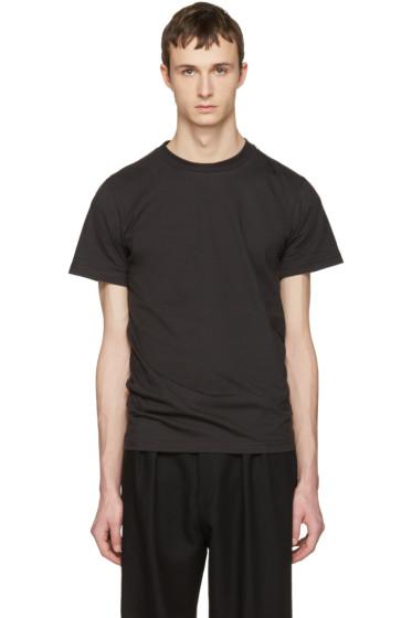 Vetements - Black Hanes Edition Quick Made T-Shirt