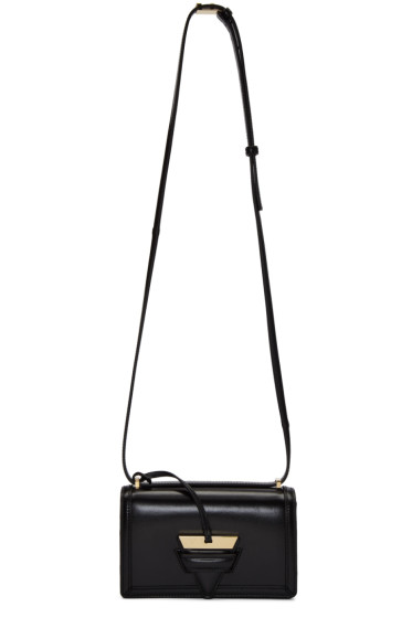 Loewe - Black Small Barcelona Bag