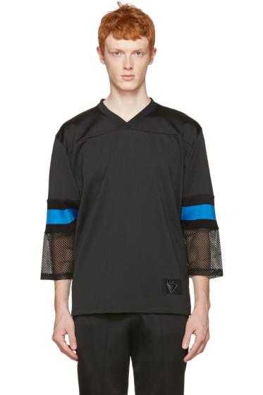 Toga Virilis - Black Pile Pullover