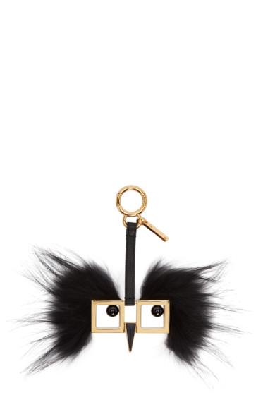 Fendi - Black Hypnoteyes Keychain