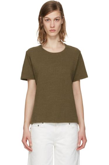 Simon Miller - Brown Canton T-Shirt
