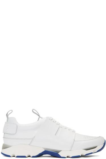 Sunnei - White Runner Sneakers