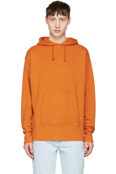 Vans - Orange Our Legacy Edition Logo Hoodie