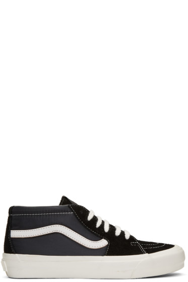 Vans - Black Our Legacy Edition SK8-Mid Pro '91 LX Sneakers