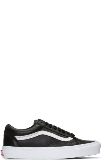 Vans - Black Old Skool LX Sneakers