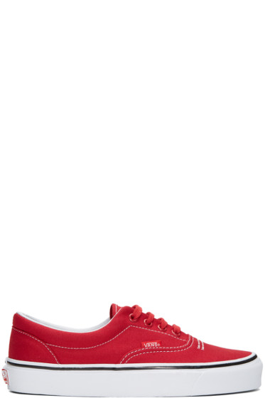 Vans - Red Undercover Edition OG Era LX Sneakers