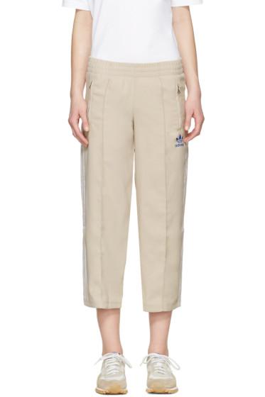 adidas Originals - Beige Sailor Track Pants