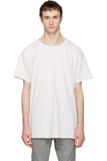 John Elliott - Ivory Anti-Expo T-Shirt