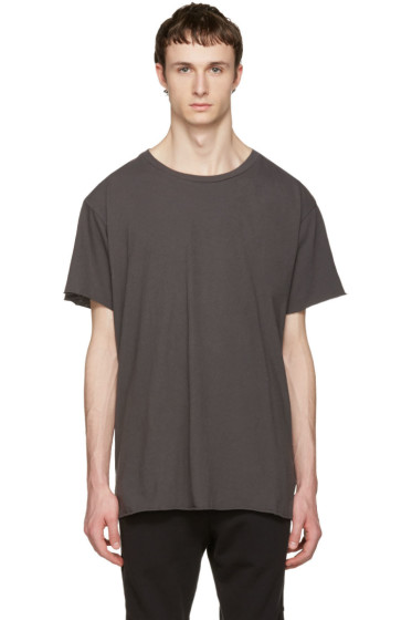 John Elliott - Grey Anti-Expo T-Shirt