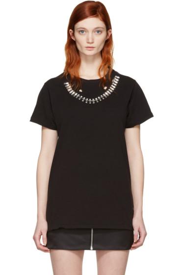 Alyx - Black Diamante T-Shirt