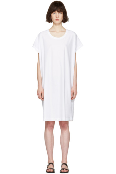 Nehera - White Ultra Oversized Dress