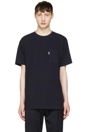 Aime Leon Dore - Navy Pocket T-Shirt