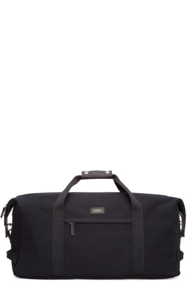 Saturdays NYC - Black Norfolk Duffle Bag