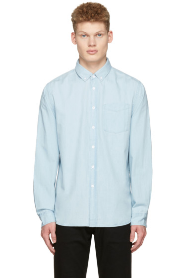 Saturdays NYC - Indigo Denim Crosby Shirt