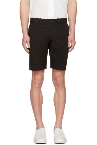 Saturdays NYC - Black Tommy Shorts