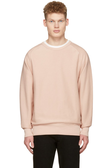 Saturdays NYC - Pink Simon Pullover
