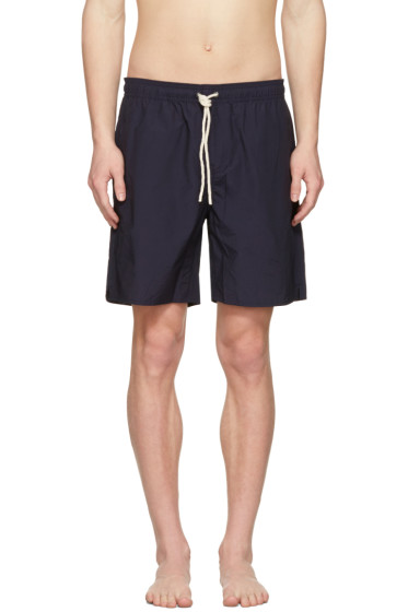 Saturdays NYC - Navy Timothy Swim Shorts