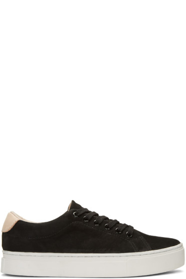 Saturdays NYC - Black Derek Sneakers