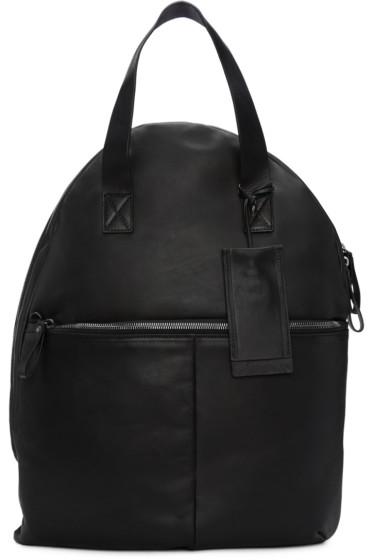 Marsèll - Black Leather Backpack