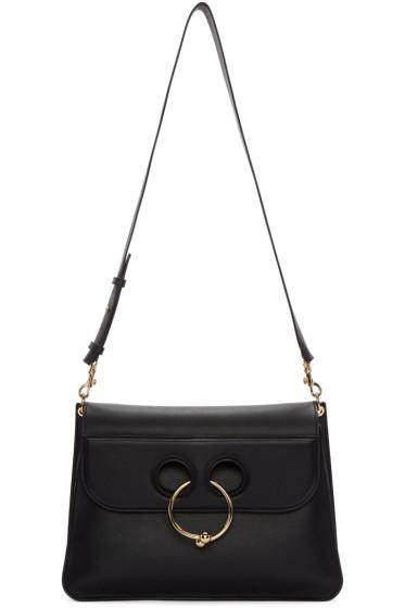 J.W.Anderson - Black Large Pierce Bag