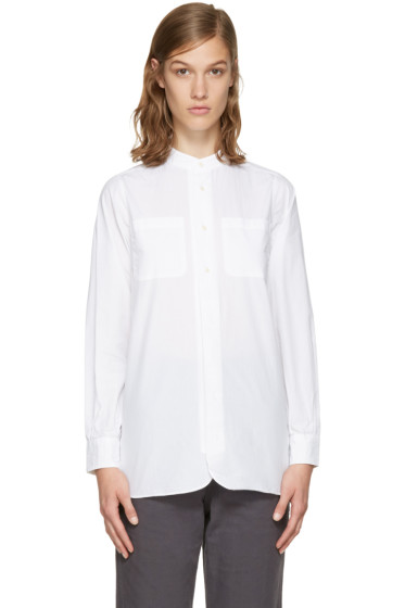 Visvim - White Vasher Shirt