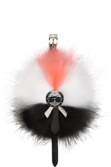 Fendi - Black My Way Karlito Watch
