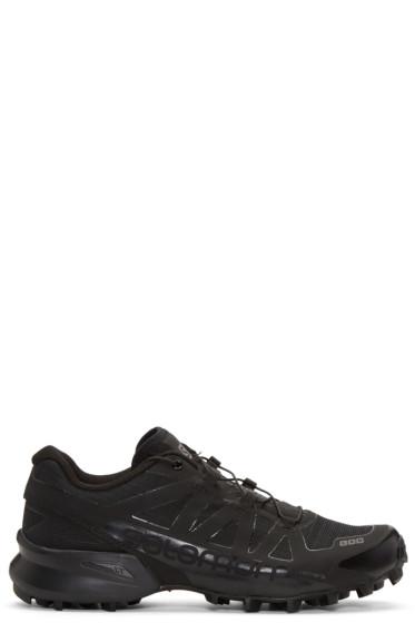 Salomon - Black S-Lab Speedcross Limited Edition Sneakers
