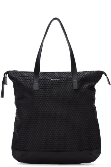 Diesel - Black M-Move To Tote Bag