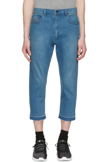 Diesel - Blue D-Brad Jeans
