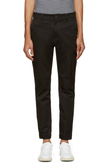 Diesel - Black Chi-United Cargo Pants
