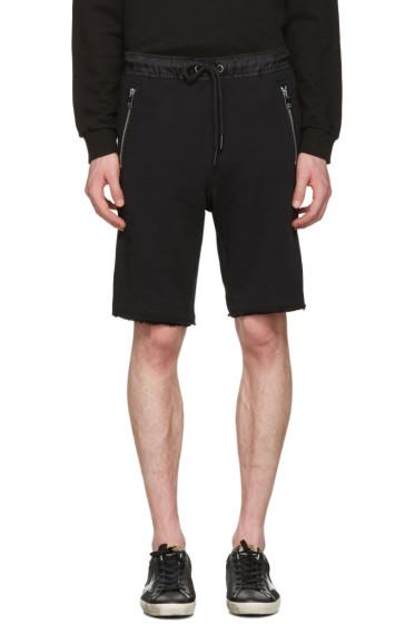 Diesel - Black P-Hersho Shorts