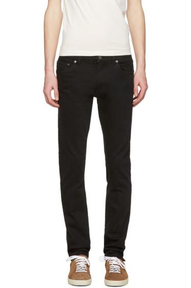 Dolce & Gabbana - Black Stretch Denim Jeans