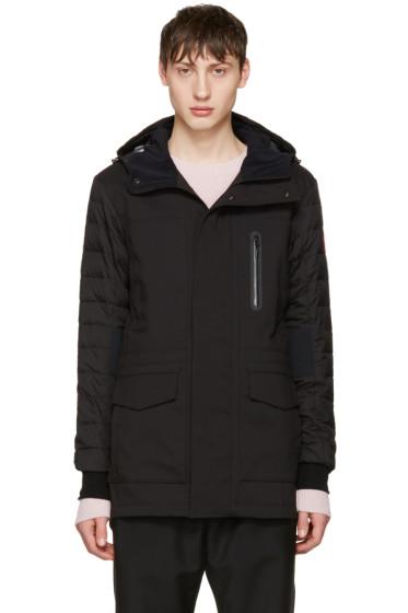 Canada Goose - Black Down Selwyn Coat