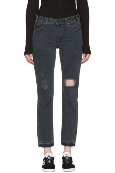 Levi's - Grey 505C Jeans