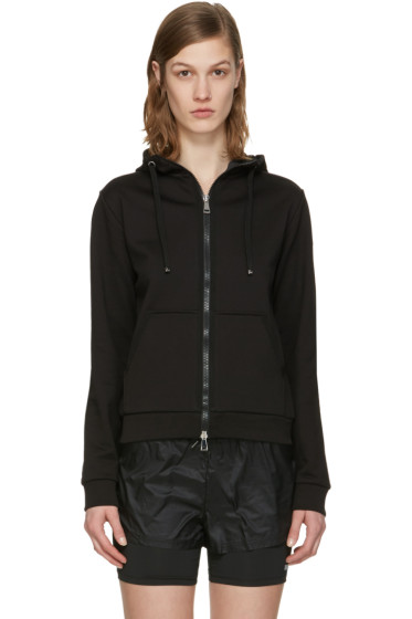 Moncler - Black Zip Hoodie