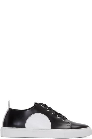 McQ Alexander Mcqueen - Black Chris Sneakers