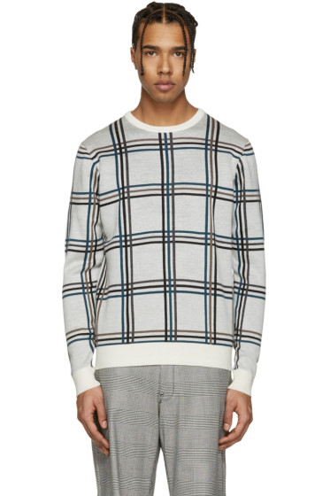 Tiger of Sweden - Off-White Martyn Sweater
