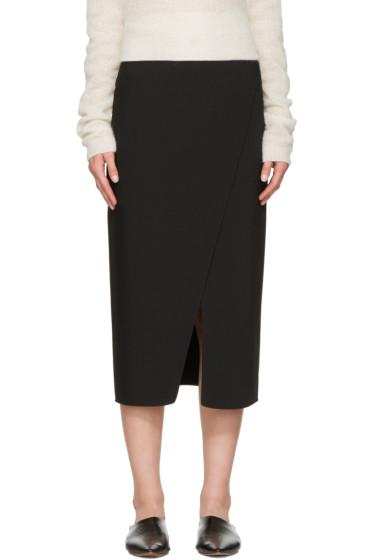 Acne Studios - Black Pau Skirt