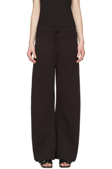 Acne Studios - Black Milie Lounge Pants