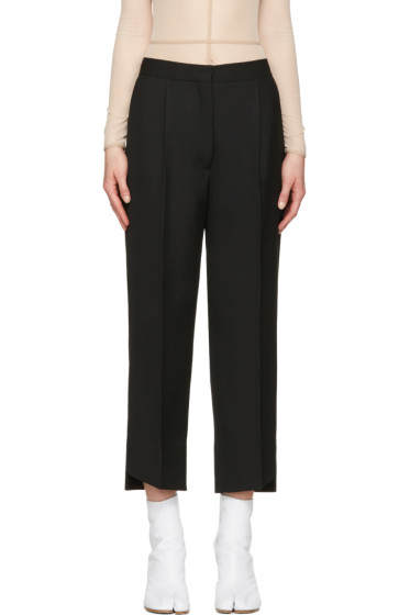 Acne Studios - Black Iris Trousers