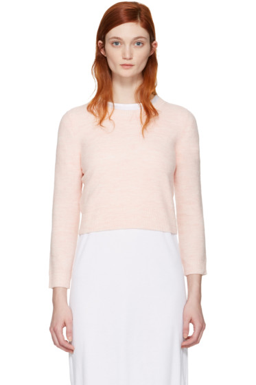 Acne Studios - Pink Mindy Pullover